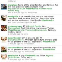 Agchat Foundation Launches Thanksgiving #Foodthanks Social Media Campaign