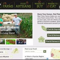 Real Time Farms Launches More Robust Food Information Platform