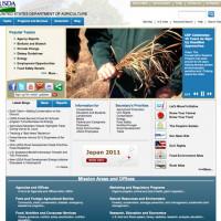 Redesigning USDA Online