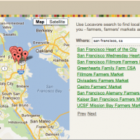 Get Your Local Farm & Food Data: Local Dirt & Locavore Launch Widget & API