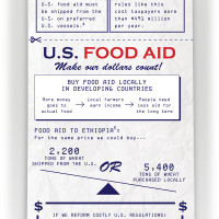 Infographic of the Week: More Bang for Your Food Aid Buck