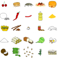 Snack Data: An Illustrated Database of Snacks