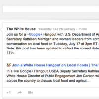 USDA To Host Google+ Hangout & Twitter Chat to Launch KYF Compass 2.0