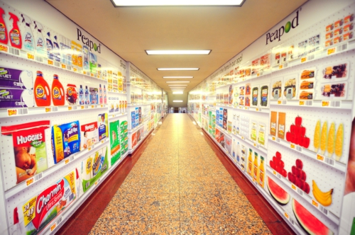 Peapod Food Stores