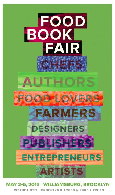 Food Book Fair Foodieodicals