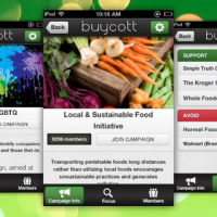 Buycott Empowers 100,000+ Consumers to Shop Their Values