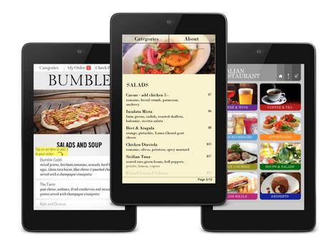 Sergey Brins Brother Rethinks Digital Restaurant Menus