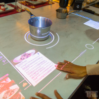 FoodTech Connect Smart Kitchen Innovations From CES Food - Smart kitchen