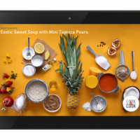 Look & Cook Partners With Amazon Fire TV:  Aims To Be The Digital Food Network