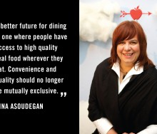 Gina Asoudegan - Applegate - Hacking Dining