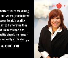 Gina Asoudegan - Applegate - Hacking Dining