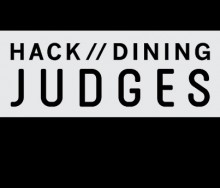 Hack//Dining Judges Announcement