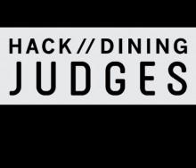 Hack//Dining Judges Announcement