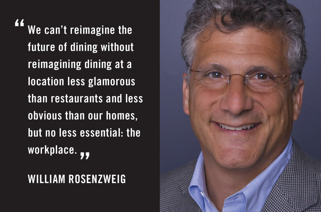 William Rosenzweig - Hacking Workplace Dining