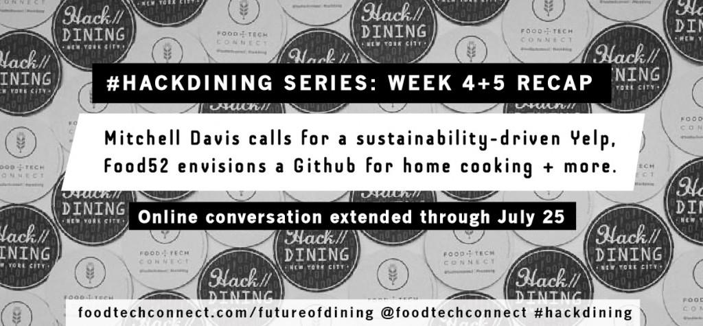 HACKING DINING-WEEK 4-5 RECAP-01-01