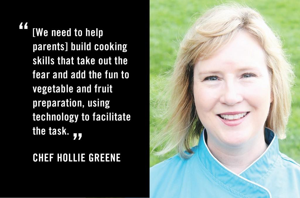 Hollie Greene-Hacking Dining