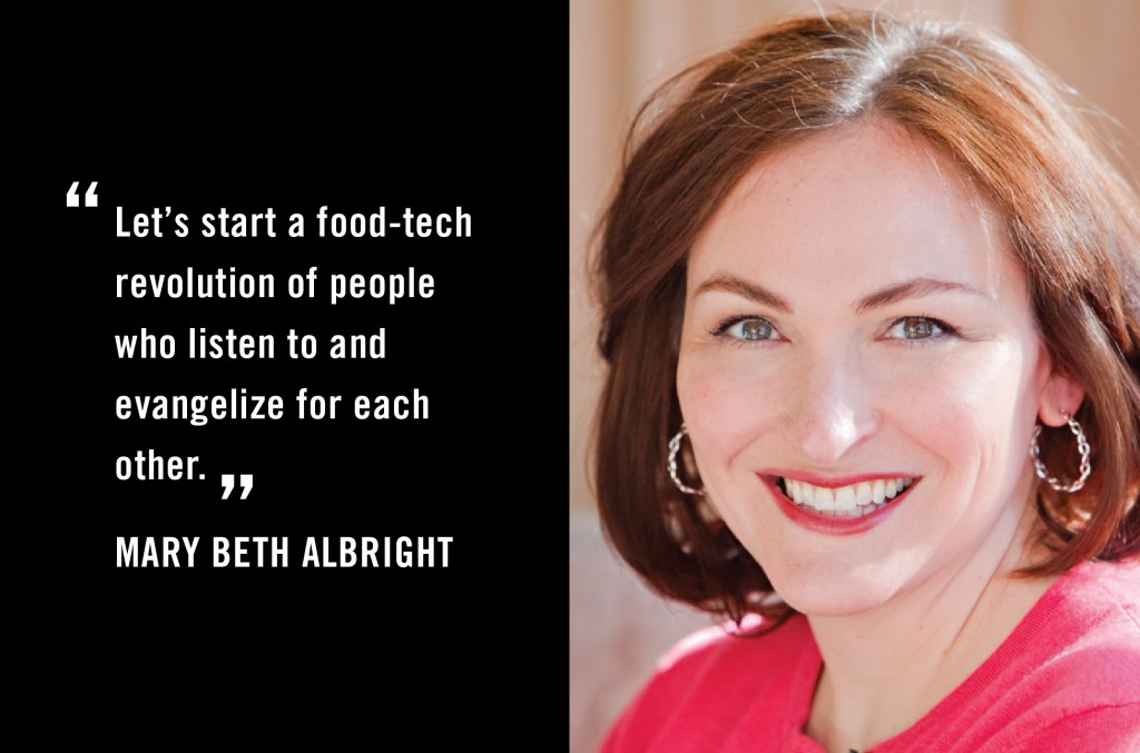 Mary Beth Albright-Hacking Dining