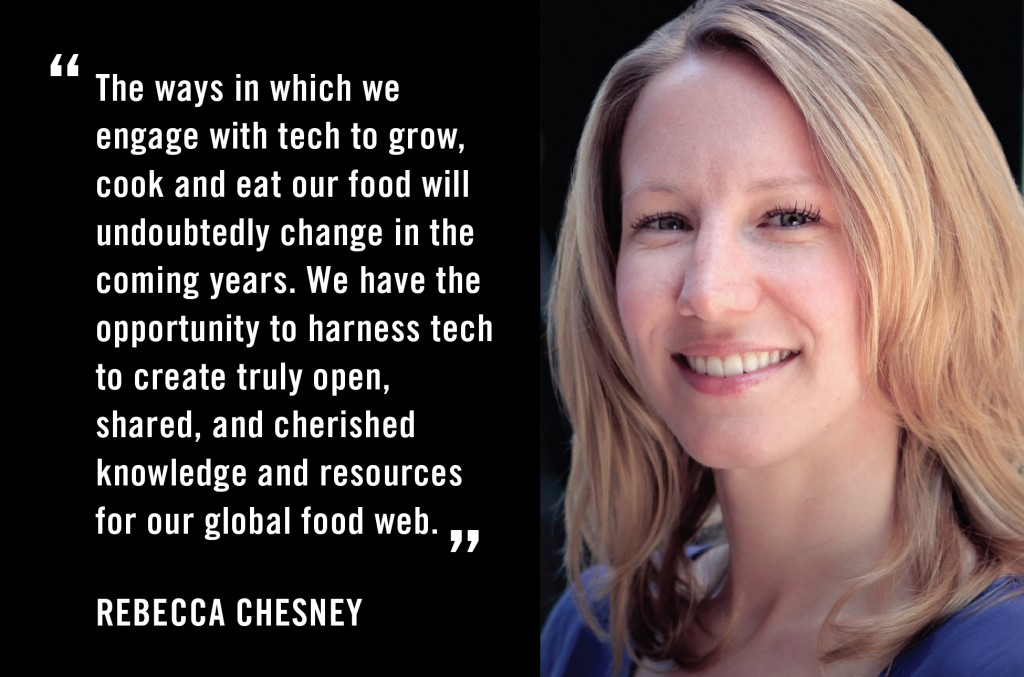 Rebecca Chesney-Hacking Dining