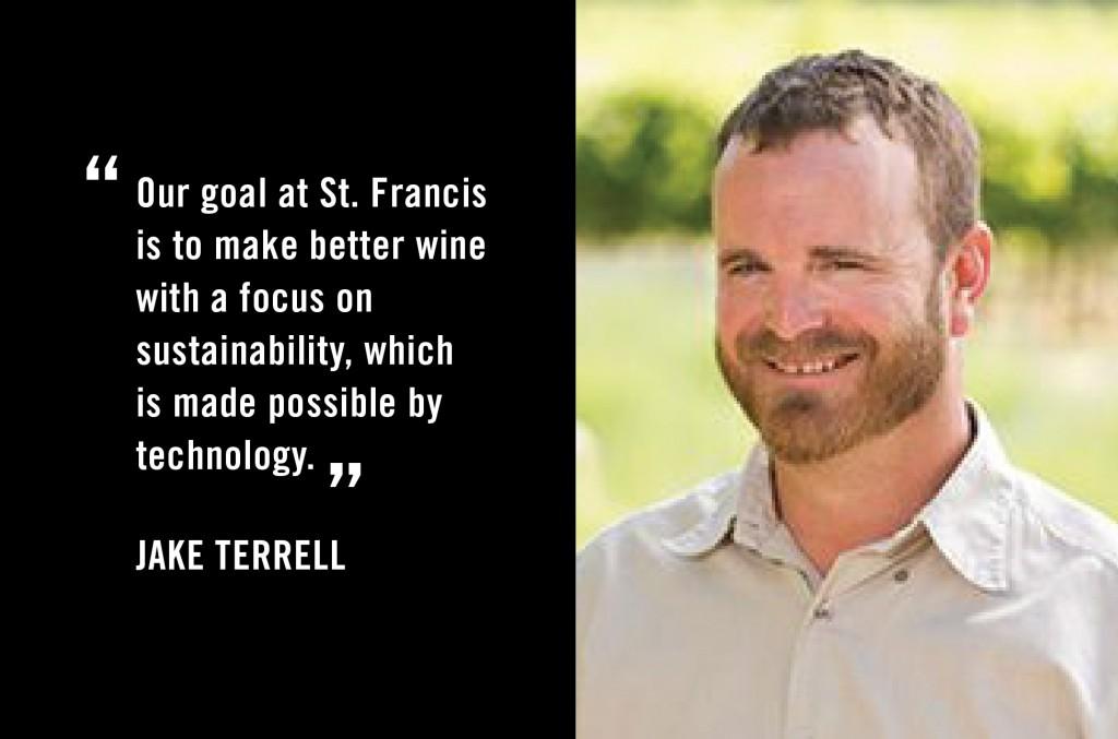 St.Francis Wine Technology & Sustainability