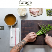 Forage's Meal-Kit Business Model & Tips For Fundraising