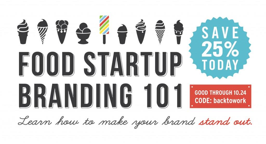 Food Startup Branding 101