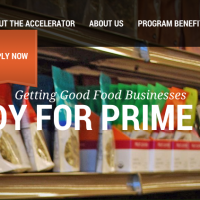 Good Food Business Accelerator Launches to Help Startups Grow