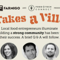 Join Us for a Food Tech Entrepreneur Storytelling Meetup