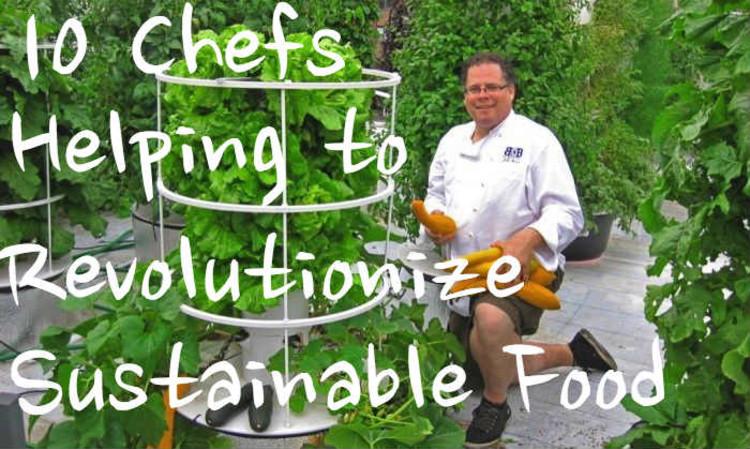 Food Tank - 10 Chefs Revolutionizing Sustainable Food