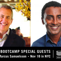 Marcus Samuelsson Joins Danny Meyer as Restaurant Bootcamp Special Guest