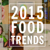 2015 Food Trends: Grocery Delivery Explodes, Gadgets Enable Transparency + More