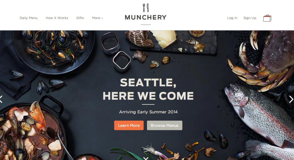 food delivery startup funding