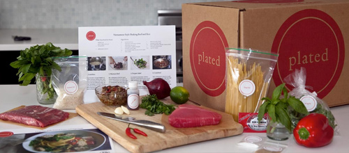 plated fundraise