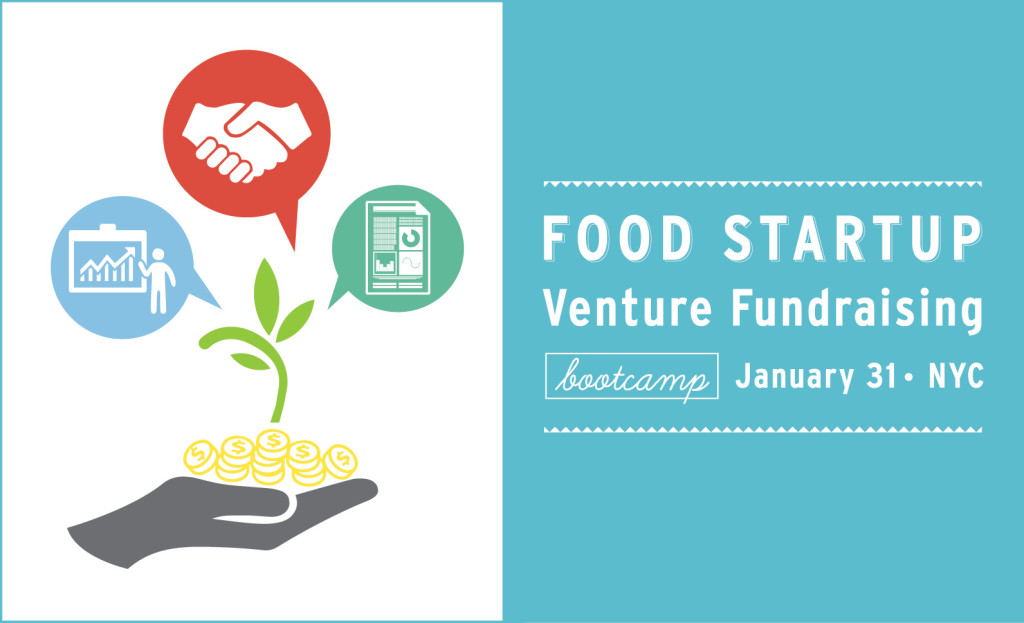 food startup funding class