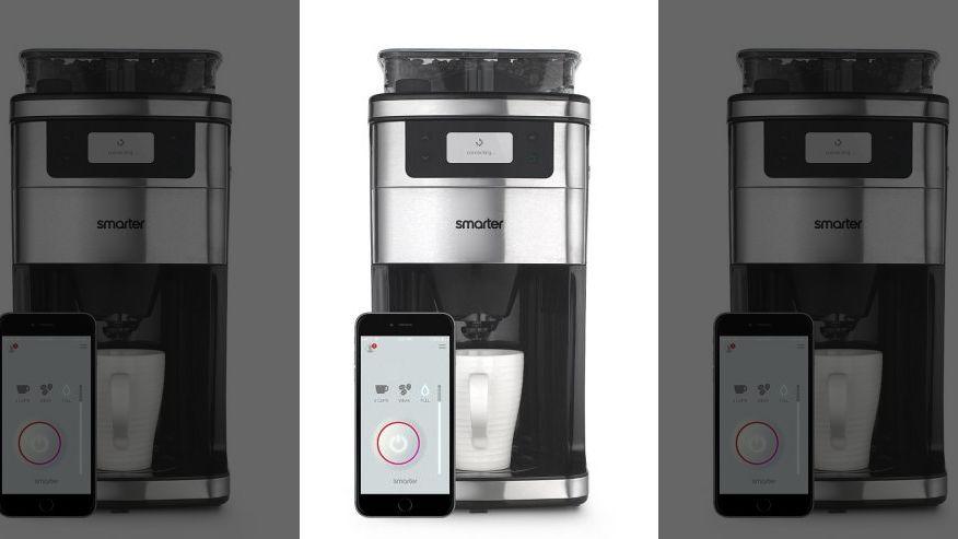 smart coffee machine