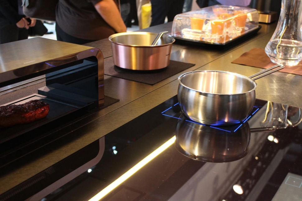9 smart kitchen innovations from ces 2015 food tech for Kitchen innovations