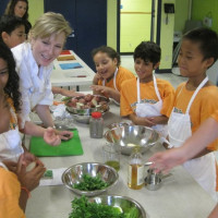 Transforming the School Food Movement through Online Cooking Education