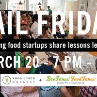 Food Entrepreneurs Share Lessons Learned at 3.20 Fail Friday