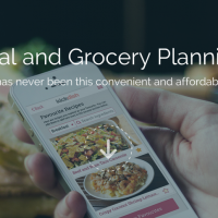 Let's Facilitate Healthy Eating by Simplifying Grocery Planning