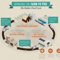 Harnessing Existing Distribution Infrastructure to Make Sustainable Food Mainstream