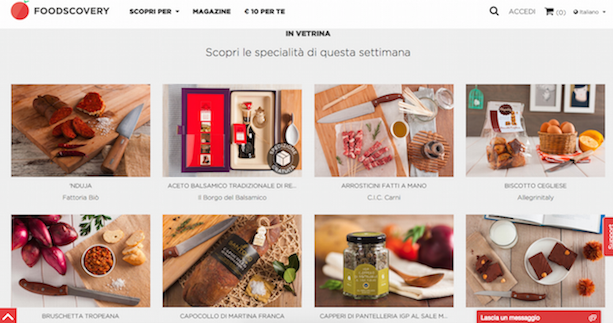 Foodscovery Online Iconic Food Delivery