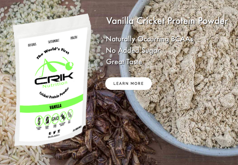 Crik nutrition Protein Powder
