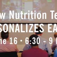 Announcing 'How Nutrition Tech Personalizes Eating' Meetup
