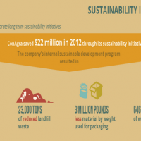 Reducing Food Waste & Creating a Sustainable Supply Chain [Infographic]