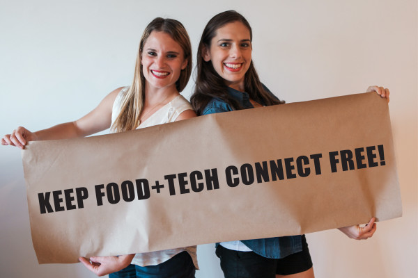 Keep Food+Tech Connect Free