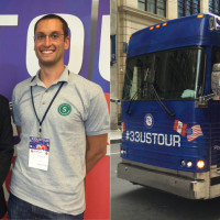 33entrepreneurs' Tour Winners: 3D Printed Chocolate, Meal Kit Kiosks + More