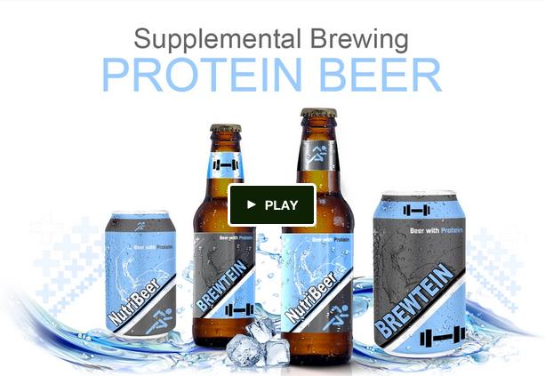 protein-beer