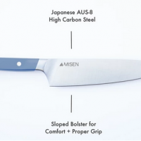How Misen Crowdfunded $356k In 5 Days To Redefine The Chef's Knife