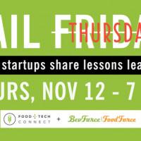 Announcing Fail Friday With Plum Organics, Hungryroot, Farmigo + More