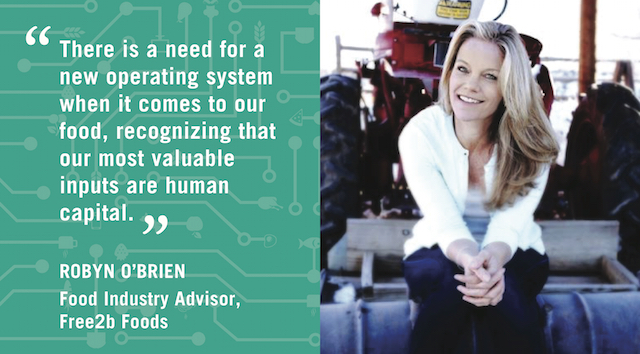 Robyn O'Brien New Food Operating System