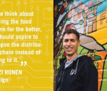 Benzi Ronen Internet of Food